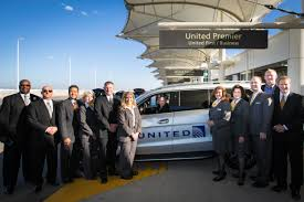 United Baggage Claim United Airlines Mercedes Benz Launch At Dia Completes Hub Rollout