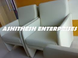 white cushion chair at rs 5600 piece cushioned chair id