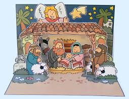 my little house free pop up christmas card printable so cute