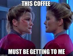 Meme Generator Star Trek - janeway star trek voyager meme generator imgflip