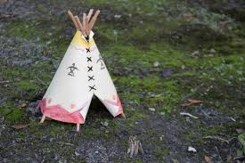 how to build a teepee for a project synonym