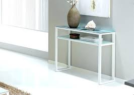 narrow console table for hallway narrow white console table hall small tables gloss cvid