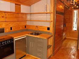 Tiny House Kitchen Designs Cozy And Chic Tiny House Kitchen Design Tiny House Kitchen Design