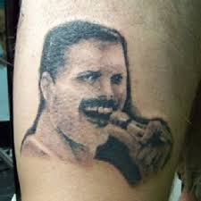 freddy mercury fail funniest tattoo fails