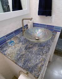 Bathroom Granite Vanity Top Blue Bahia Granite For Bathrooms Blue Bahia Granite Vanity Tops
