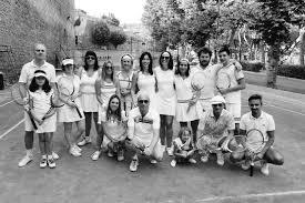 vintage si e social tennis vintage terza edizione per il torne castiglionese