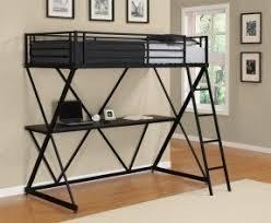 kids loft bed with desk underneath foter