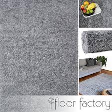 tappeto a pelo lungo tappeto moderno colors grigio argento 160x230cm tappeto shaggy