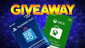 ps4 gift card 20 xbox one ps4 gift card giveaway closed
