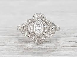edwardian style engagement rings edwardian wedding rings best 25 edwardian engagement rings ideas