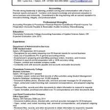amazing student resume for college application template wso