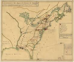 52 States Map by Doc Butler U0027s U S History Website For Students Maps