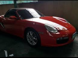boxster porsche 2005 porsche boxster used porsche boxster philippines mitula cars