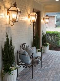 Exterior Home Design Magazines by Garage Ideas Outdoor Lighting Idolza
