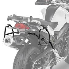 bmw f800r accessories uk givi plr5118 pannier holders bmw f800r