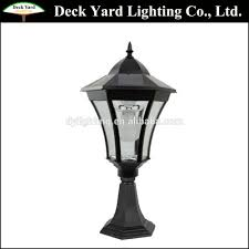 Outdoor Column Light by Solar Lamp Post Solar Lamp Post Suppliers And Manufacturers At