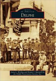 Barnes And Noble Lafayette Indiana Delphi Indiana Images Of America Series By Anita L Werling