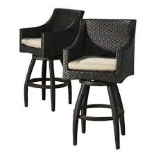 Patio Chairs Bar Height Outdoor Bar Stools Outdoor Bar Furniture The Home Depot