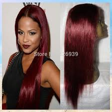 pictures dark red hair black women women black hairstyle pics
