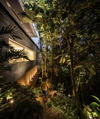 Patio On Guerra by Rooftop Infinity Pool Overlooks The Brazilian Rainforest From
