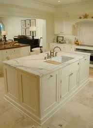 simple large kitchen island designs with wooden drawers built in