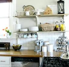 kitchen shelves decorating ideas open kitchen shelf open kitchen shelves decorating ideas ed ex me
