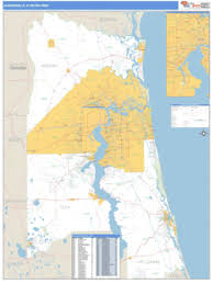 Jacksonville Florida Map With Zip Codes Jacksonville Map Jacksonville Map Jacksonville Map By Zip Code