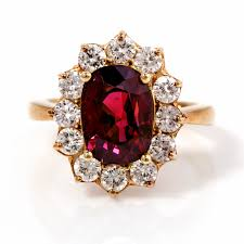 ruby diamond ring why you should choose a ruby diamond ring for your engagement