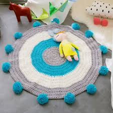 Kids Wool Rugs by Online Get Cheap Round Knit Rug Aliexpress Com Alibaba Group