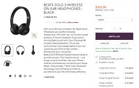 apple s newest beats 3 wireless headphones are 20 at