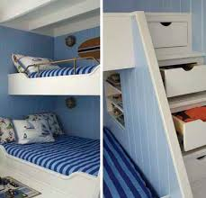 Build Bunk Bed Try This Built In Bunk Beds Galore