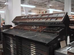01 10 foundry pressroom