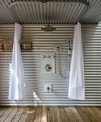 Shower Curtain Tracks Shower Track Rods