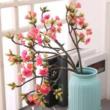 Cherry Blossom Decor Popular Red Cherry Blossom Buy Cheap Red Cherry Blossom Lots From