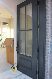 Exterior Glass Front Doors by Best 25 Glass Front Door Ideas On Pinterest Farmhouse Front