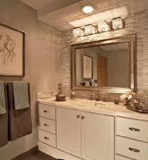 Bathroom Vanity Light With Outlet 8 Light Bathroom Vanity Side Lights Throughout Lighting Decor 16