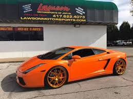 picture of lamborghini gallardo lamborghini gallardo for sale in missouri carsforsale com