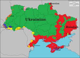 ukraine map languages of ukraine 985 x 717 mapporn