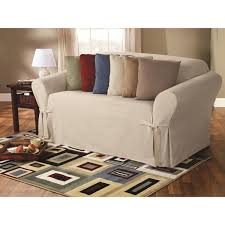 sure fit sleeper sofa slipcover tourdecarroll com