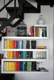 Spine Bookshelf Ikea 11 Ways To Use Ikea U0027s Lack Shelves In Every Room Of The House