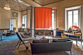 soft home exhibit design for elle decor italia at milan