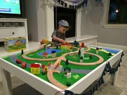 Lego Table Toys R Us Best 25 Train Table Ideas On Pinterest Play Table Lego Table