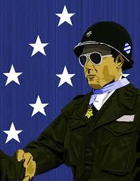 Fallen Officer Flag Fallen Stars American Flag Officers Killed In Battle 1646 2001