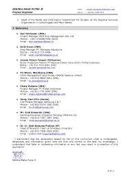 Bachelor Degree Resume Curriculum Vitae Rendra Maha Putra Jf Bachelor Degree Mechanical Eng U2026