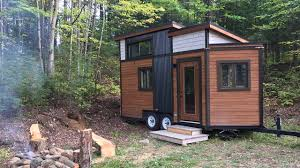 mini 16ft tiny house with all the comforts of home video tour