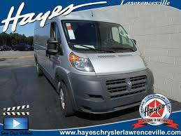 chrysler dodge jeep ram lawrenceville 2018 ram promaster cargo base 159 wb lawrenceville ga near
