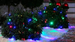 led net lights multi color gemmy lightshow starry night multicolor led net lights youtube