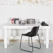 Schreibtisch Ahorn Massiv Massiver Kiefer Schreibtisch Lights In Weiß Pharao24 De