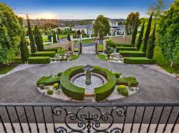 French Chateau Style French Chateau Style Gated Mansion In Victoria Australia Homes