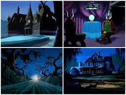 halloween background art horror halloween animation cartoons spooky horror art scooby do